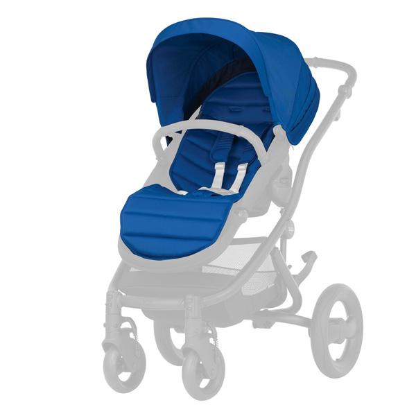 Капюшон, текстиль, накидка на ноги для коляски Britax Roemer Affinity 2 Colour pack Ocean Blue<br>