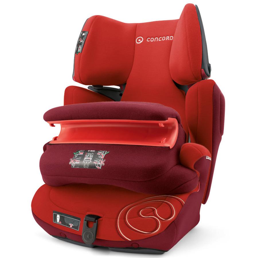 Автокресло Concord Transformer Pro Tomato Red<br>
