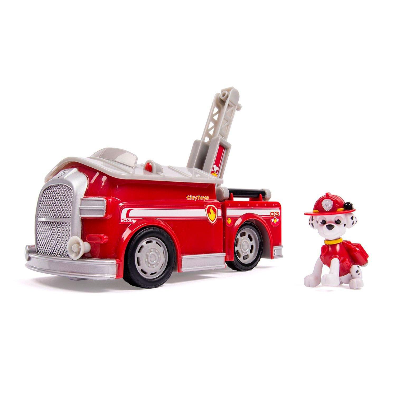 Игрушка Paw Patrol Большой автомобиль спасателей в ассортименте<br>