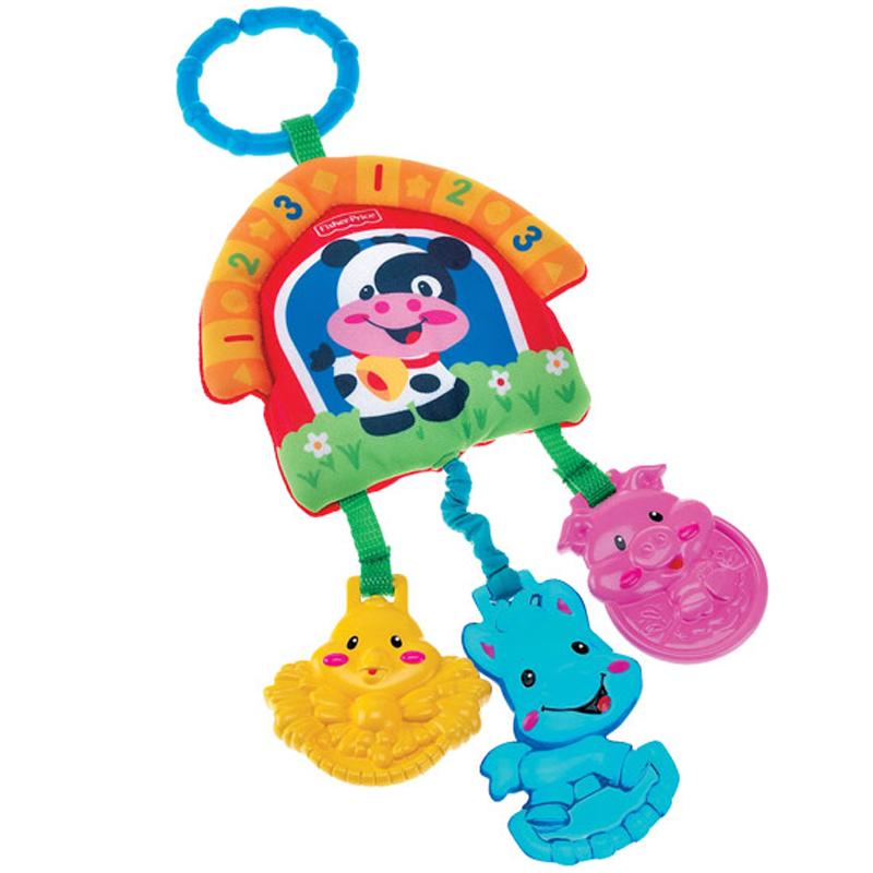 Развивающая игрушка Fisher Price Музыкальная ферма<br>