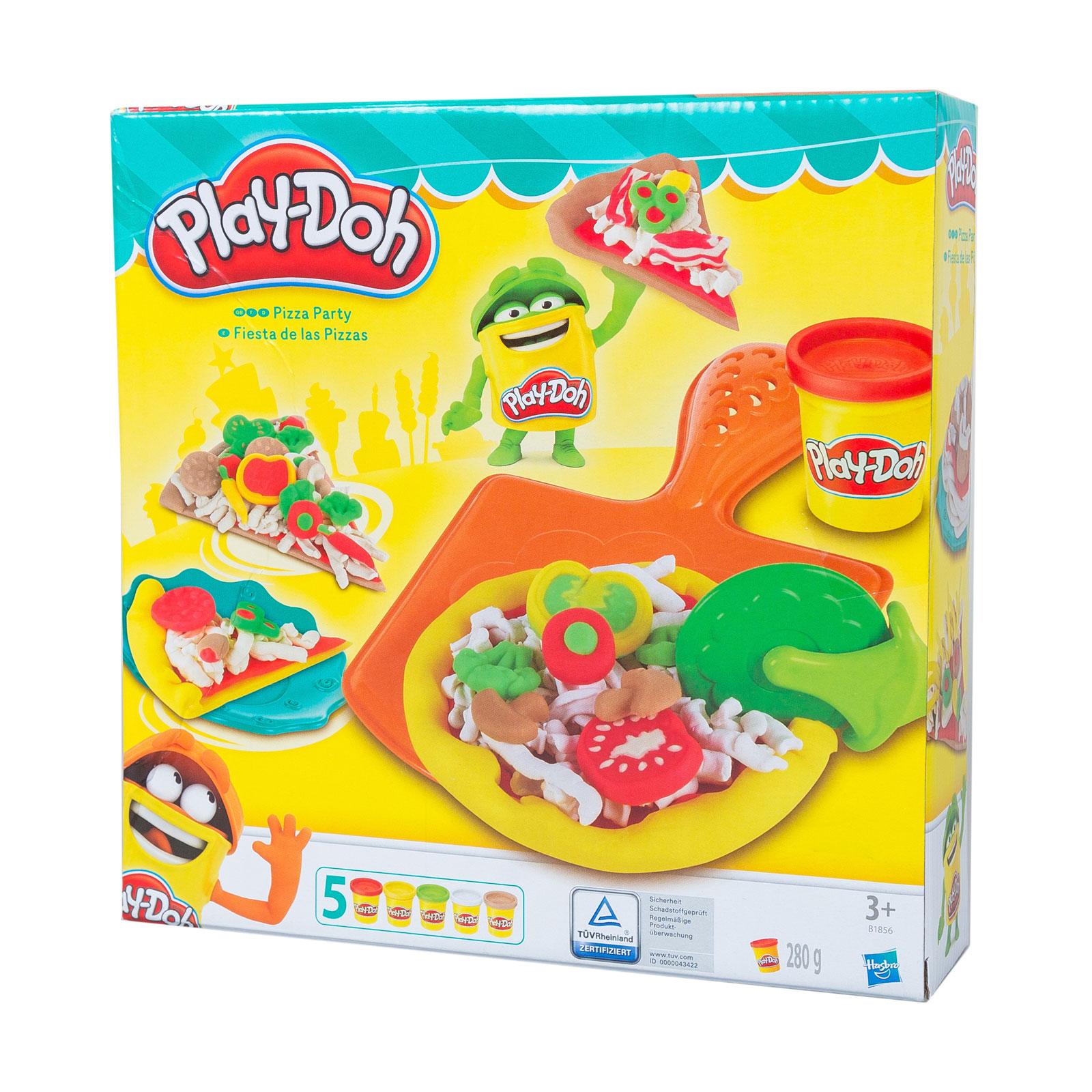 Игровой набор Play-Doh Пицца<br>