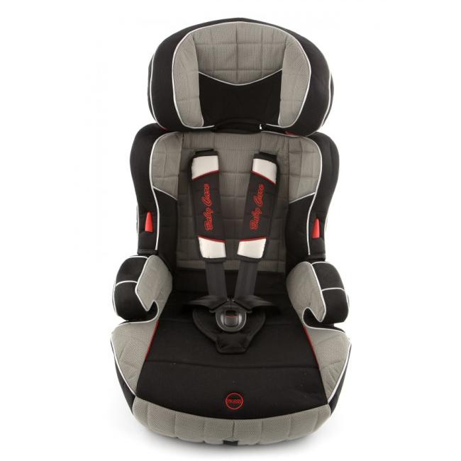 Автокресло Baby Care Grand Voyager Темно серое