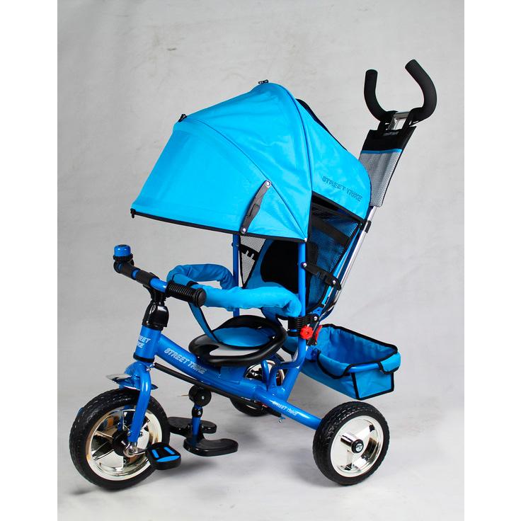 Велосипед Street Trike A22B Голубой<br>