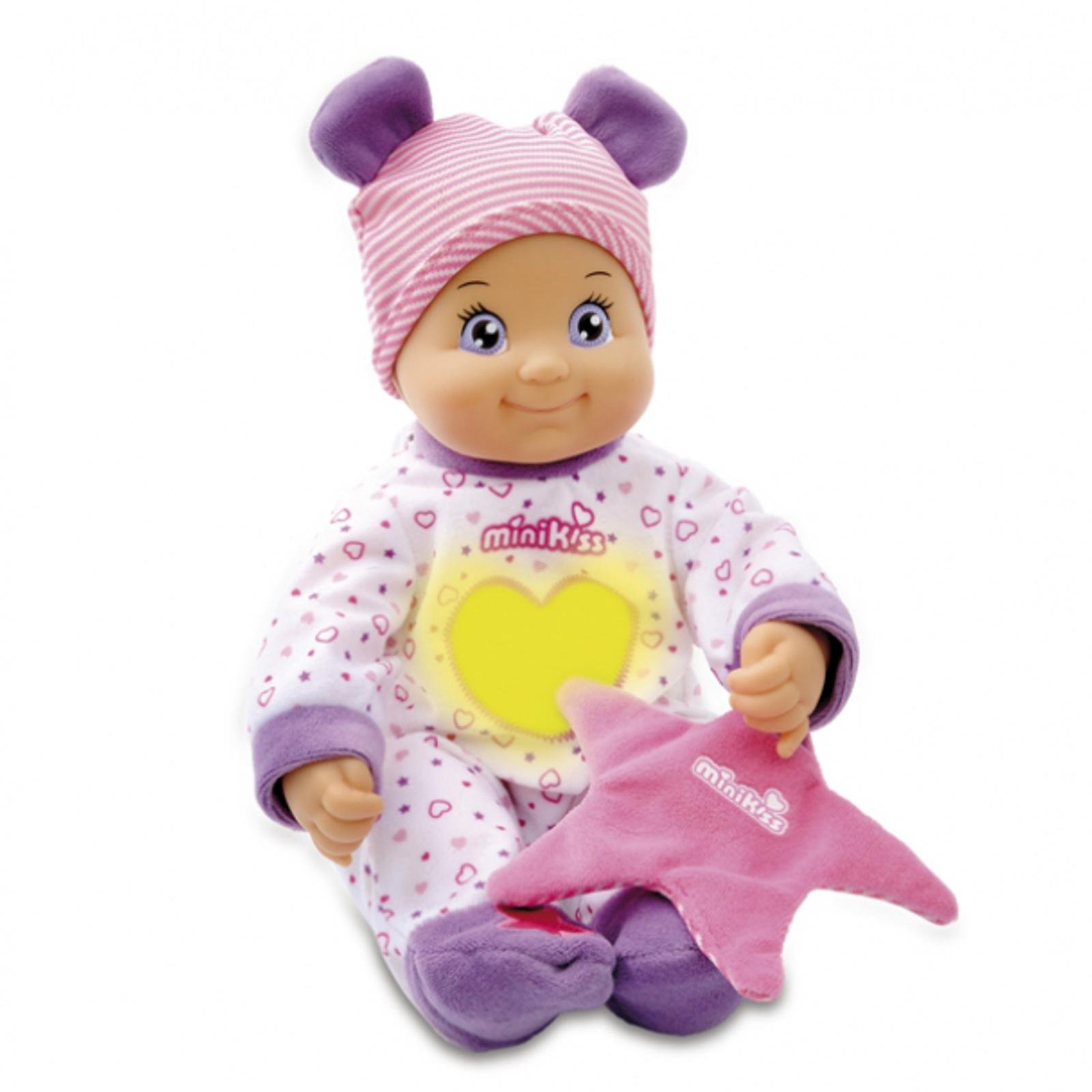 Кукла Simba Minikiss Dodo со звездочкой, звук, свет<br>