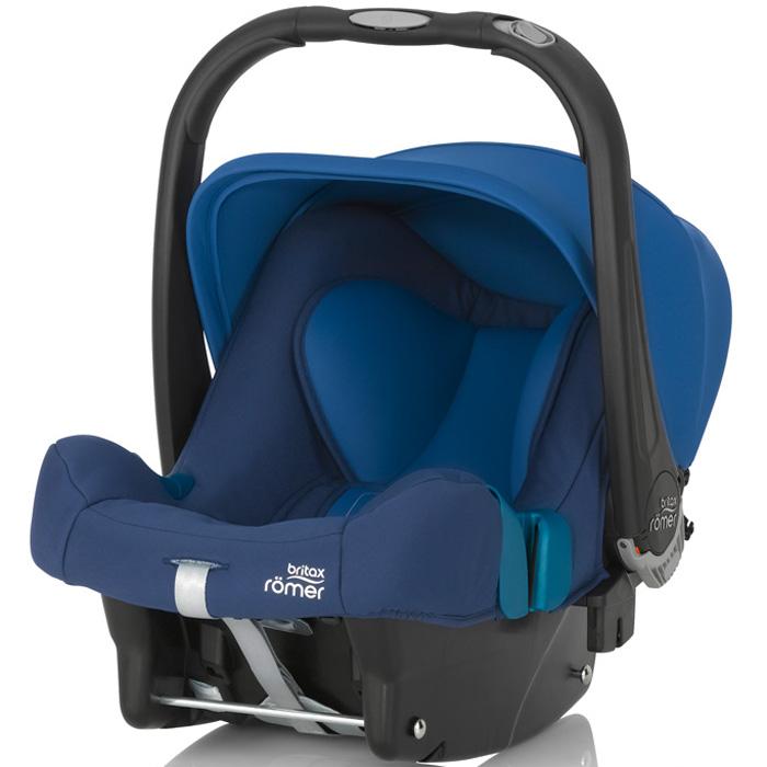 Автокресло Britax Romer Baby-Safe Plus SHR II Ocean Blue Trendline<br>
