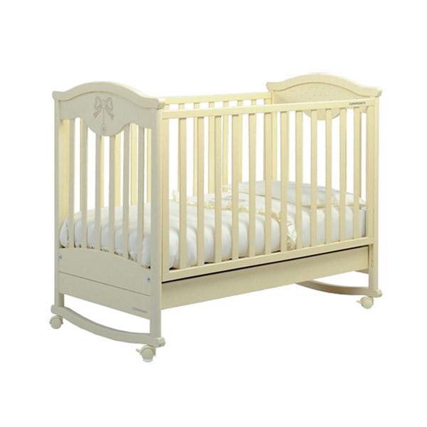 Кровать Foppapedretti Charmant Lattemiele<br>