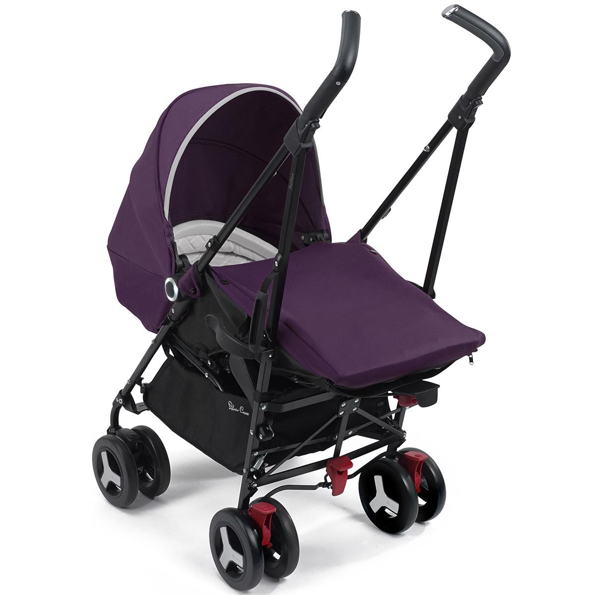 Дополнительный комплект для коляски Silver Cross Reflex Purple<br>