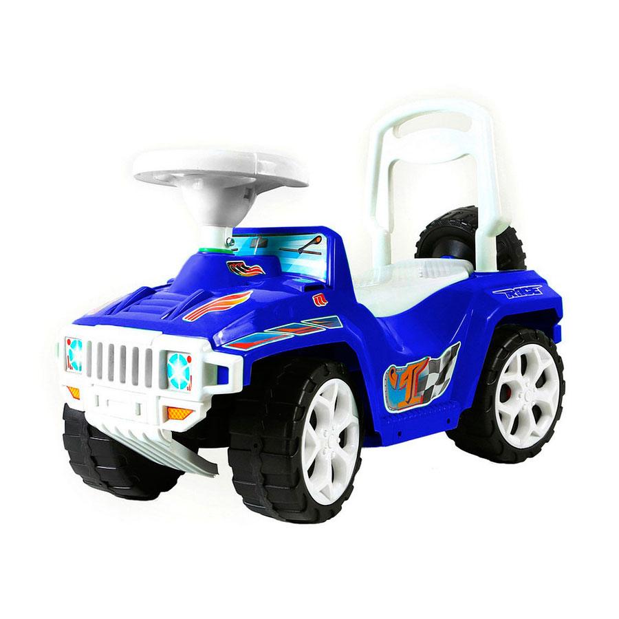 Каталка RT Race Mini ОР419 Formula 1 Синяя