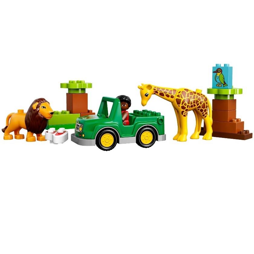 Конструктор LEGO Duplo 10802 Вокруг света: Африка<br>