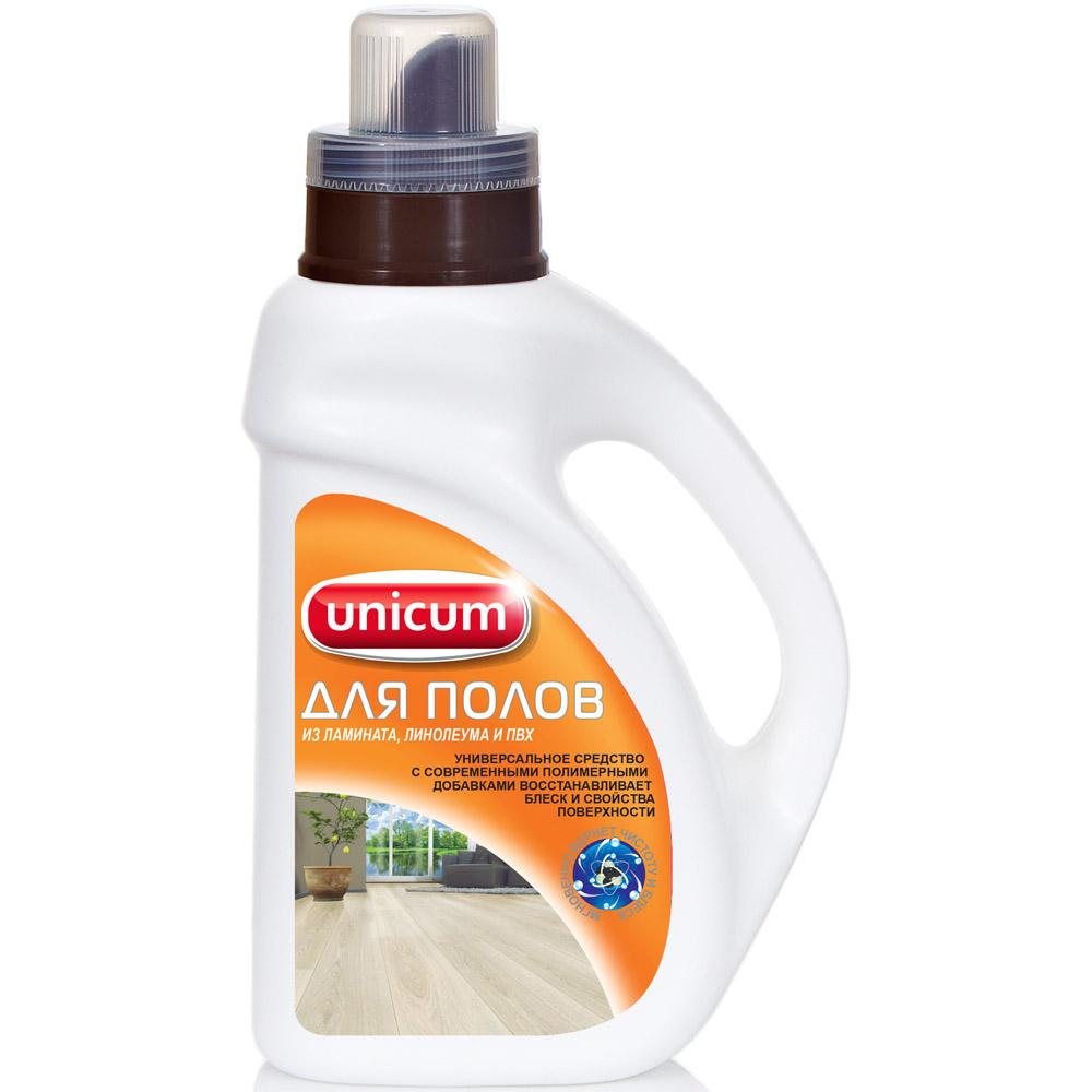 Средство для мытья полов Unicum ламинат 1000 мл<br>