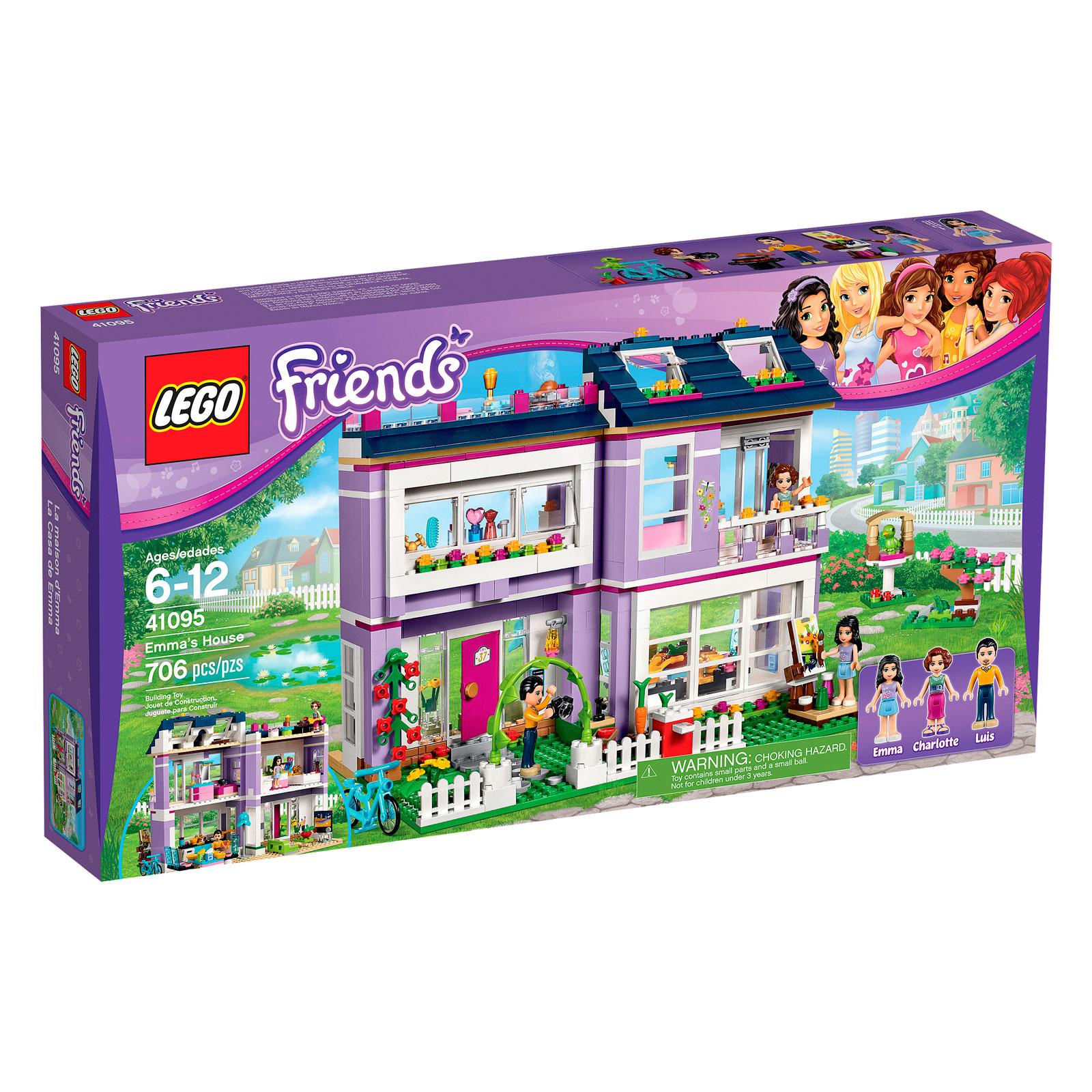 ����������� LEGO Friends 41095 ��� ����