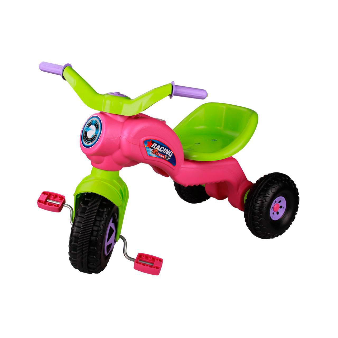 Велосипед трехколесный Альтернатива Чемпион Розовый