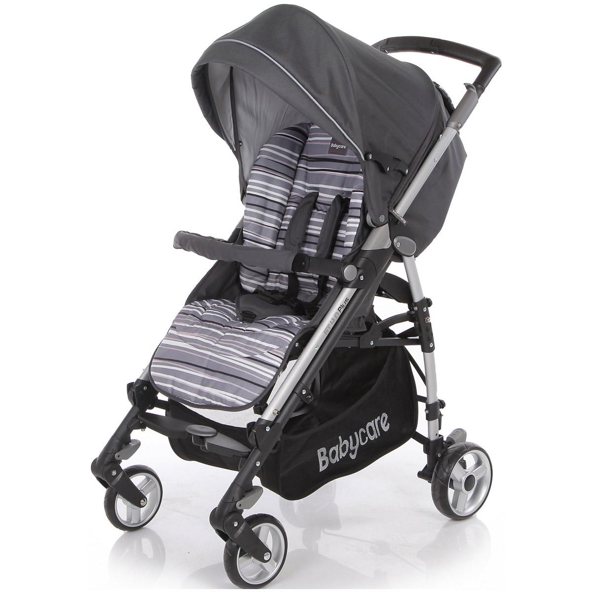 Коляска трость Baby Care GT4 Plus Grey<br>