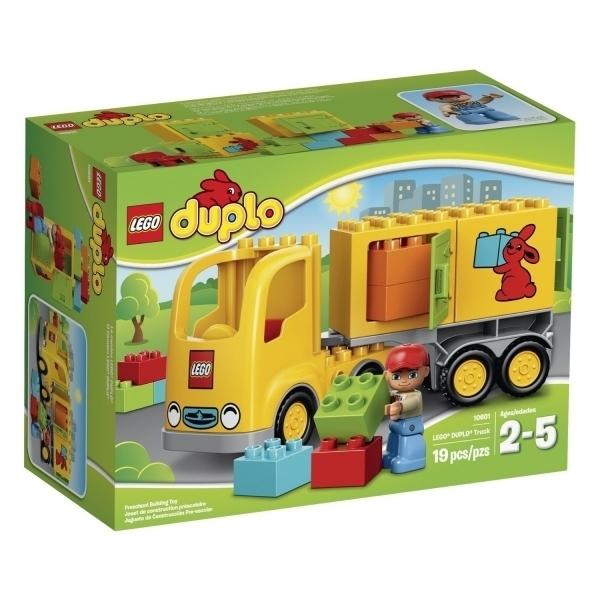 Конструктор LEGO Duplo 10601 Желтый грузовик<br>