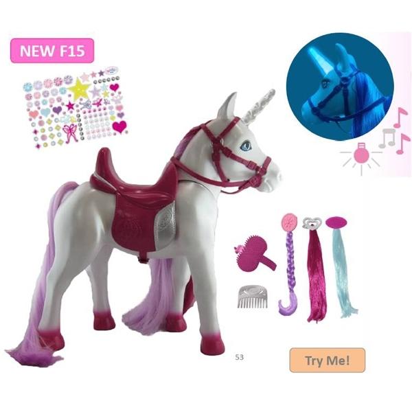 Интерактивная игрушка Zapf Creation Baby Born Единорог