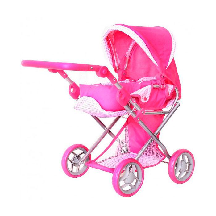 Кукольная коляска RT 9346 Розовый<br>