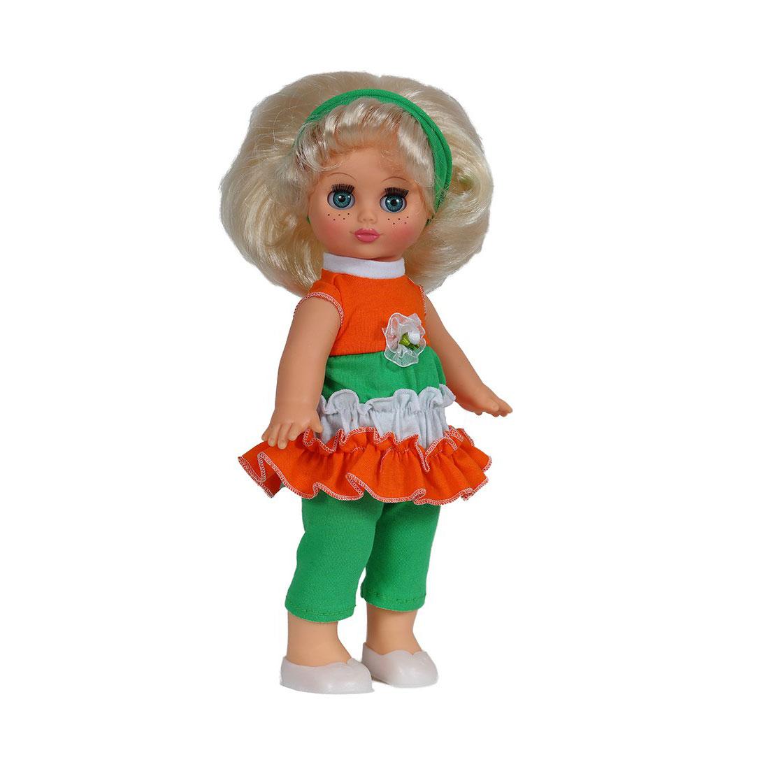 Кукла Весна Настя 3 со звуковым устройством<br>