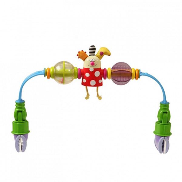 Дуга Развивающая Taf Toys для прогулочной коляски с 0 мес.<br>