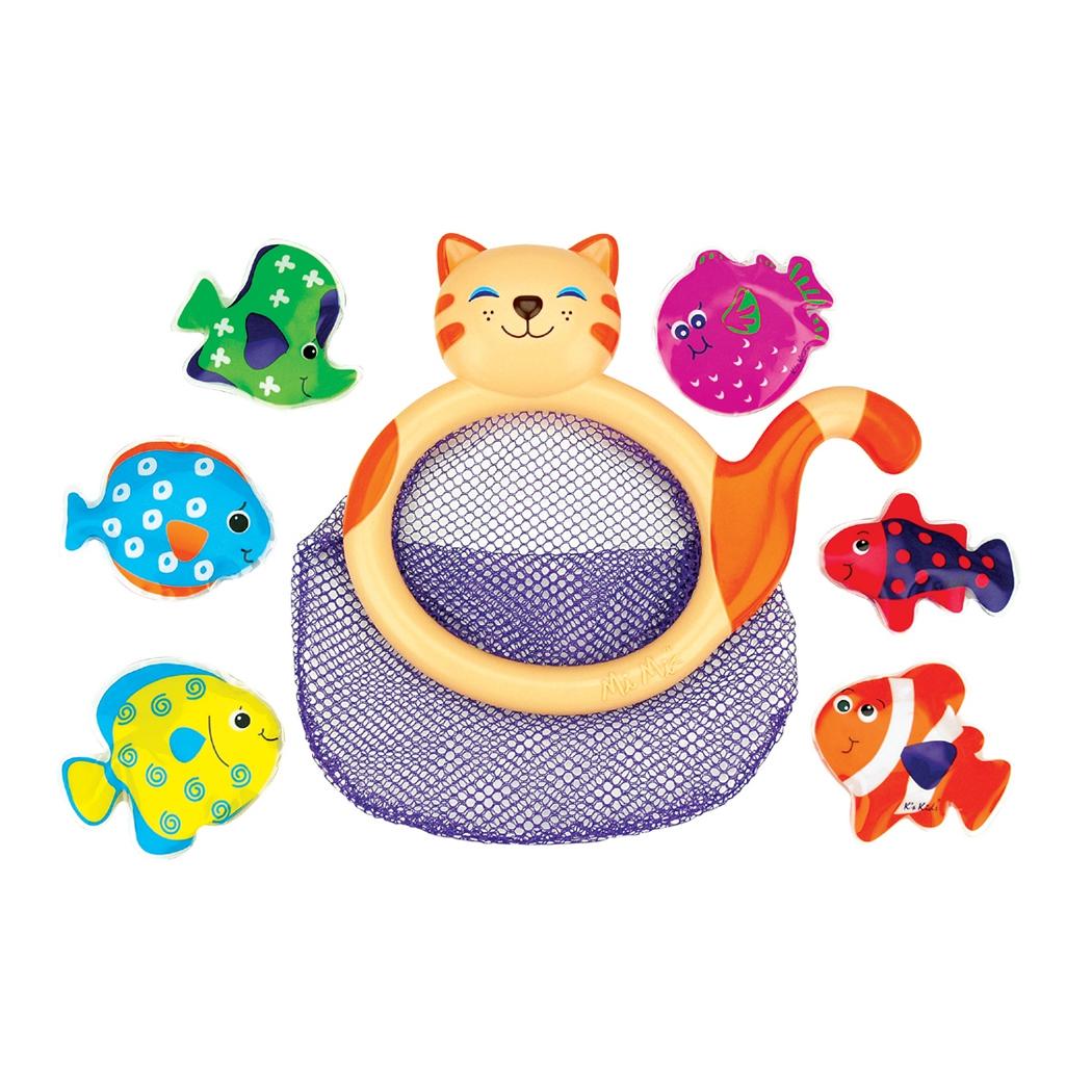 Игрушка для ванной K&amp;#039;s Kids Кошка-сачок Мими с 0 мес.<br>