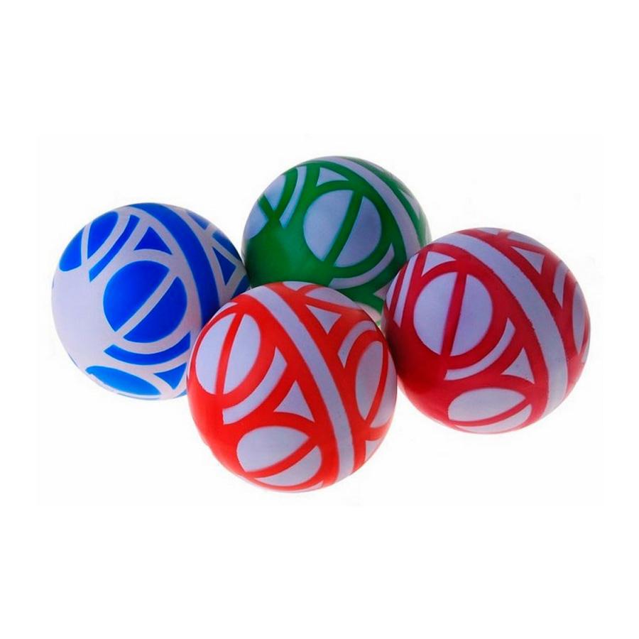 Мяч Русский стиль 125 мм Сетка<br>