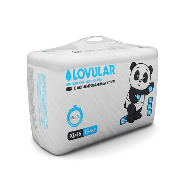 ���������� LOVULAR � �������������� ����� 13+ �� (16 ��) ������ XL
