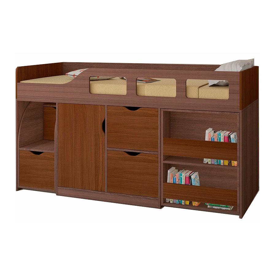 Набор мебели РВ-Мебель Астра 8 Дуб шамони/Орех<br>