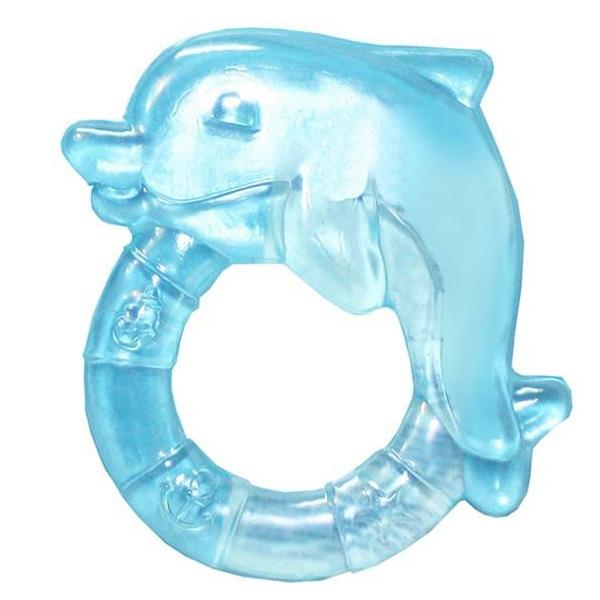 Прорезыватель Canpol Babies Охлаждающий голубой (с 0 мес)<br>