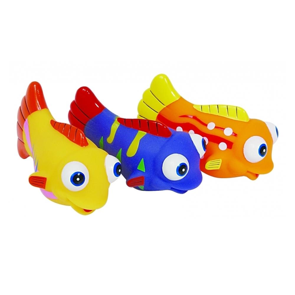 Набор игрушек ПОМА Рыбки Красного моря