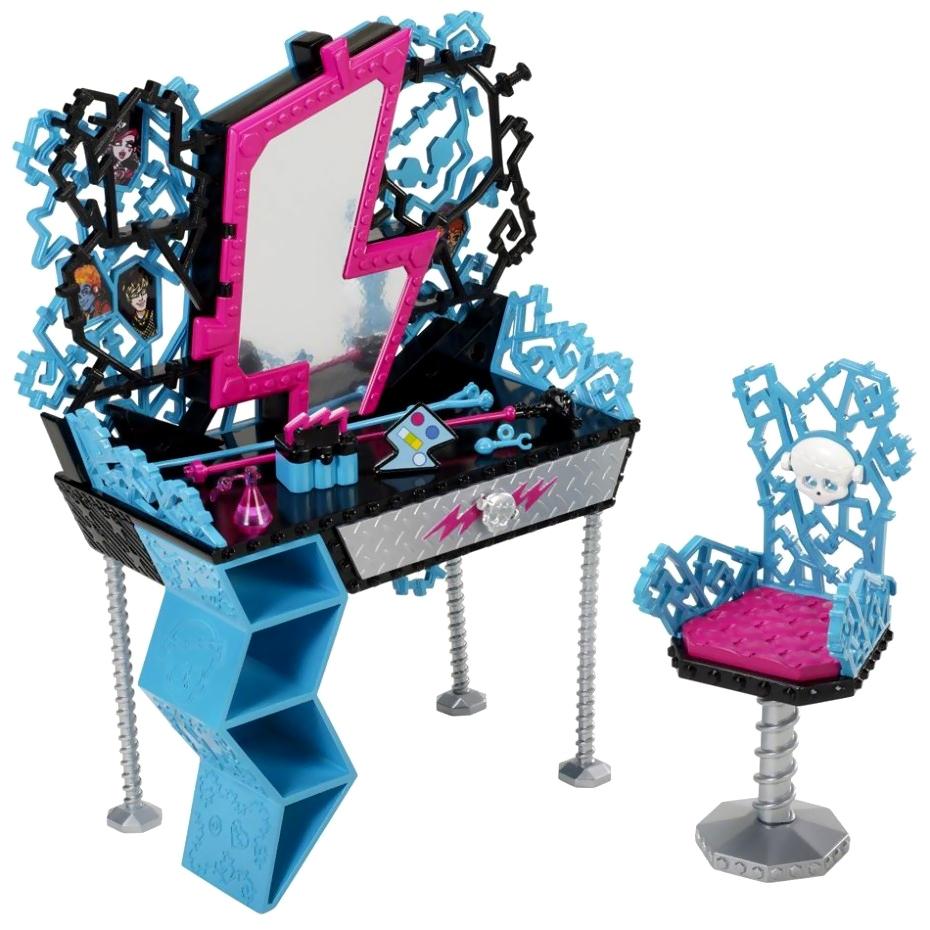 Игровой набор Monster High Туалетный столик Frankie Stein<br>