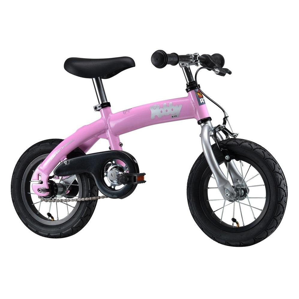 ������������-��������� Hobby-bike ALU NEW 2016 Pink