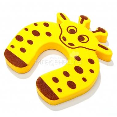 Стоппер Bradex для дверей детский Жираф