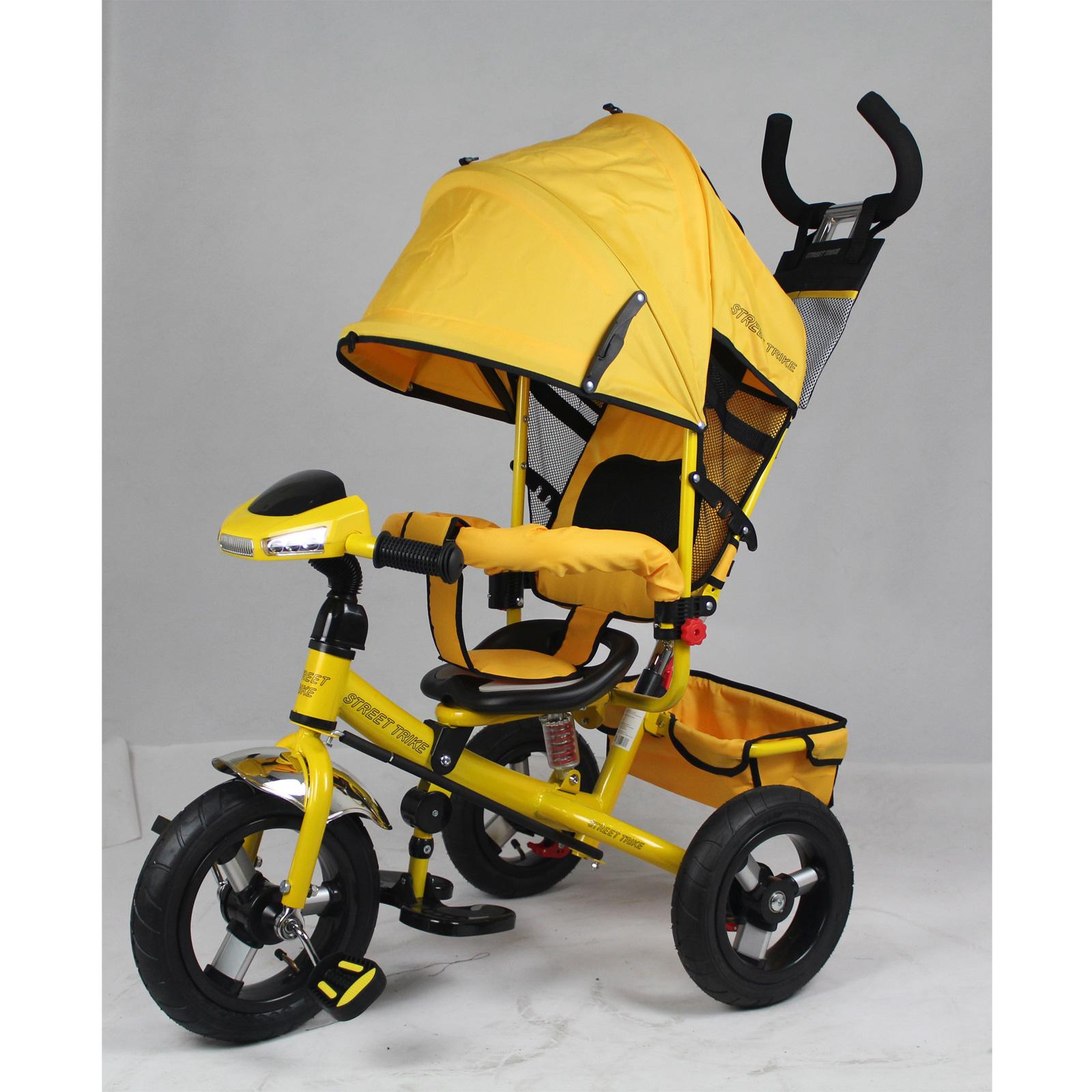 Велосипед Street Trike А03D Желтый<br>