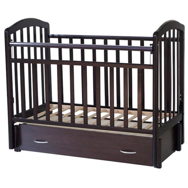 Кроватка Антел Алита-6 Венге<br>