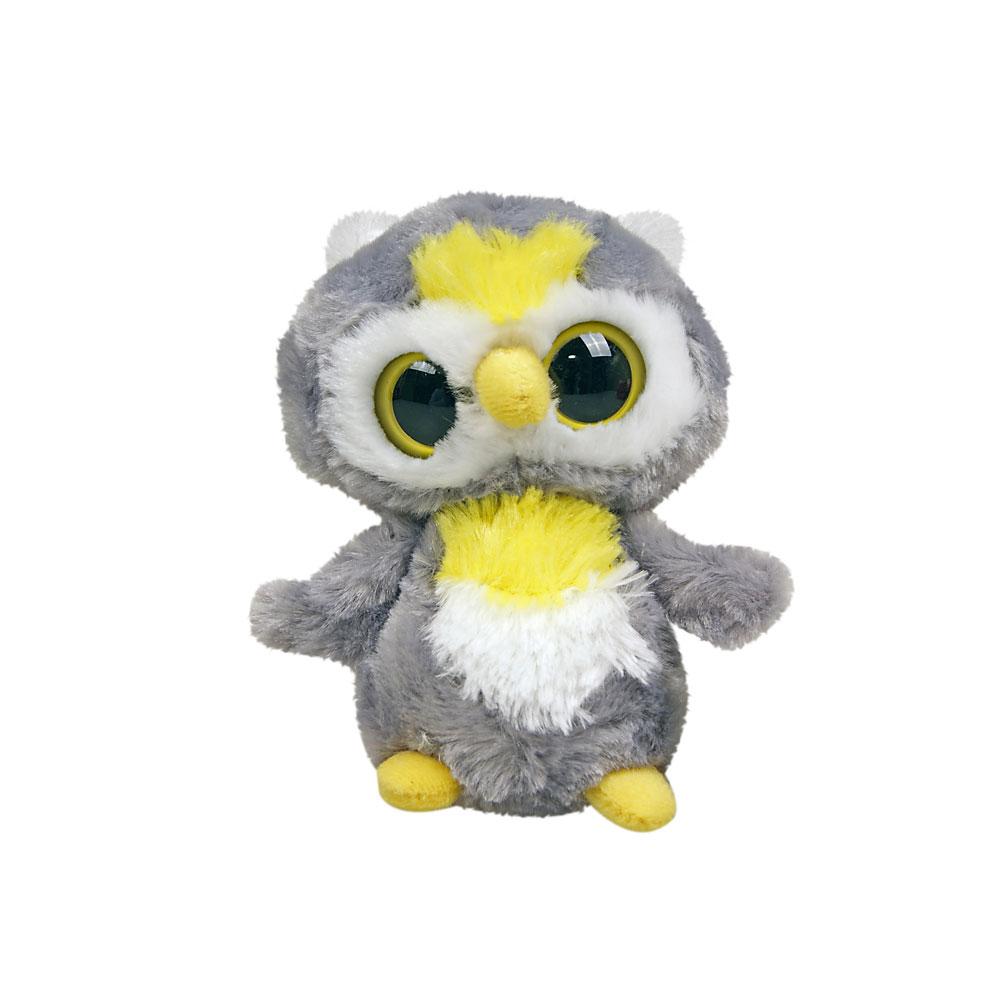 Мягкая игрушка AURORA Совы Сова 12см<br>