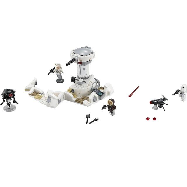 Конструктор LEGO Star Wars 75138 Нападение на Хот<br>