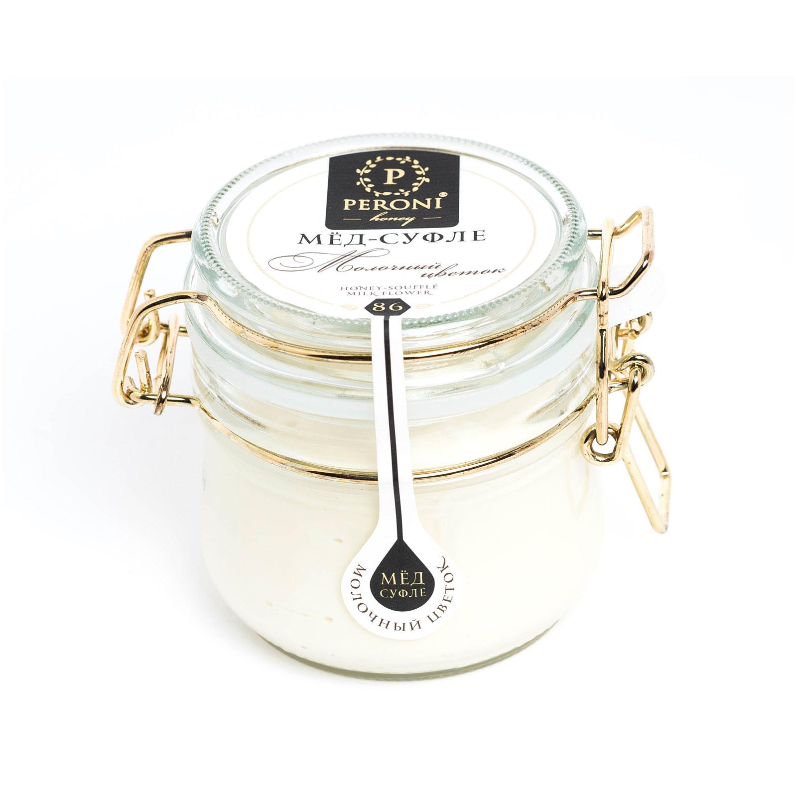 Мёд-суфле Peroni Honey 250 мл Молочный цветок<br>