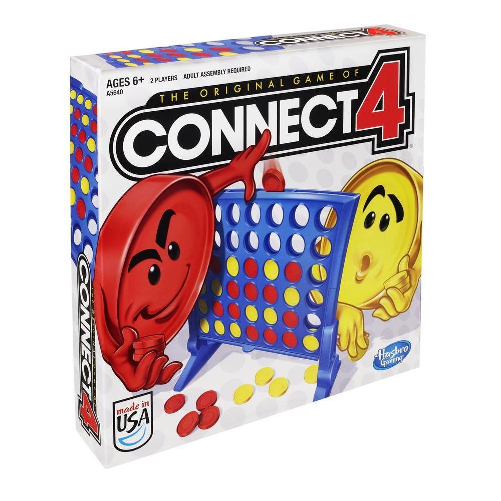 Игра Hasbro Собери 4<br>
