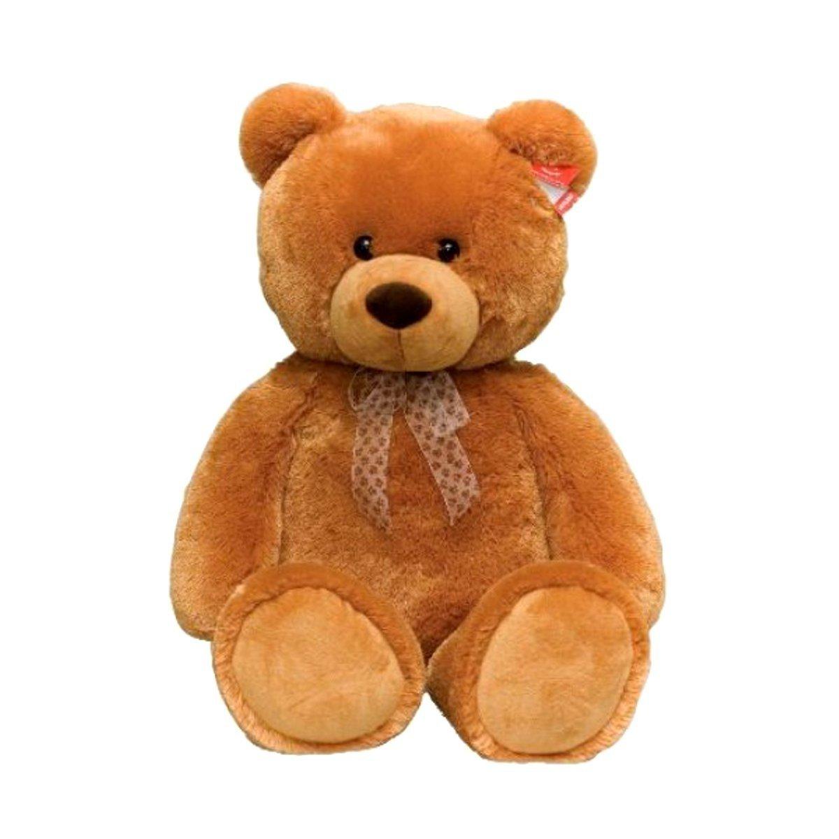 Мягкая игрушка AURORA Медведь коричневый сидячий 70 см<br>