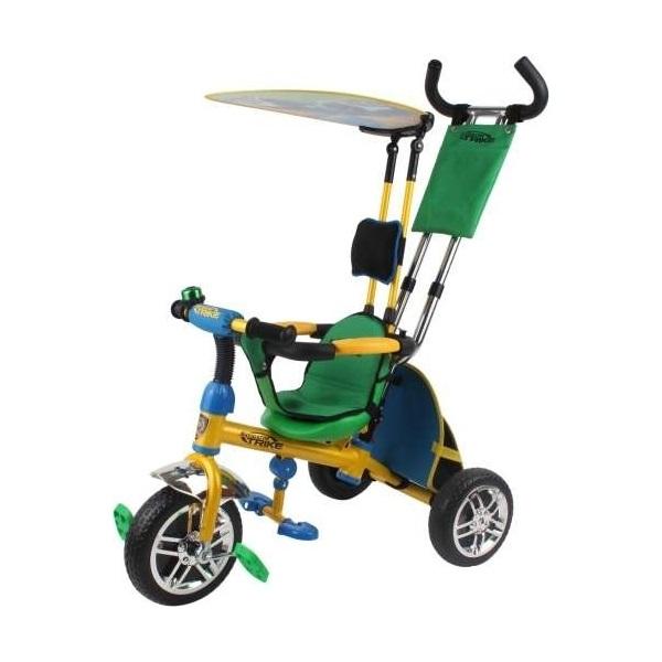 Велосипед Navigator Lexus Trike трехколесный Сафари Желтый