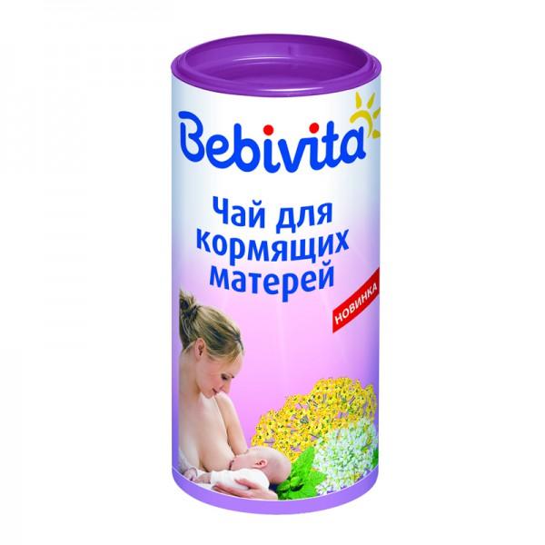 Чай для кормящих мам Bebivita 200 гр