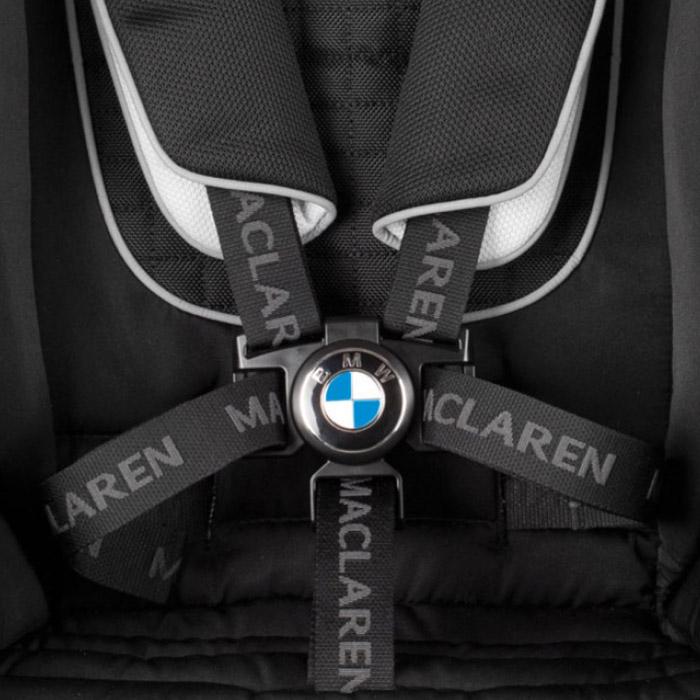 �������-������ Maclaren BMW Black