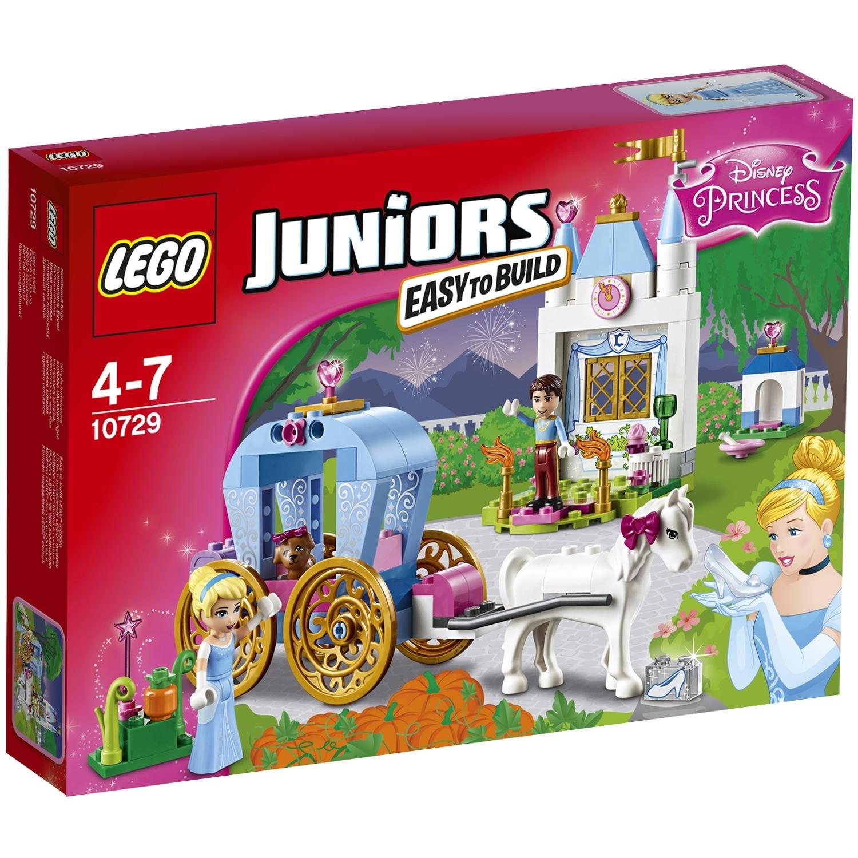 Конструктор LEGO Junior 10729 Карета Золушки<br>