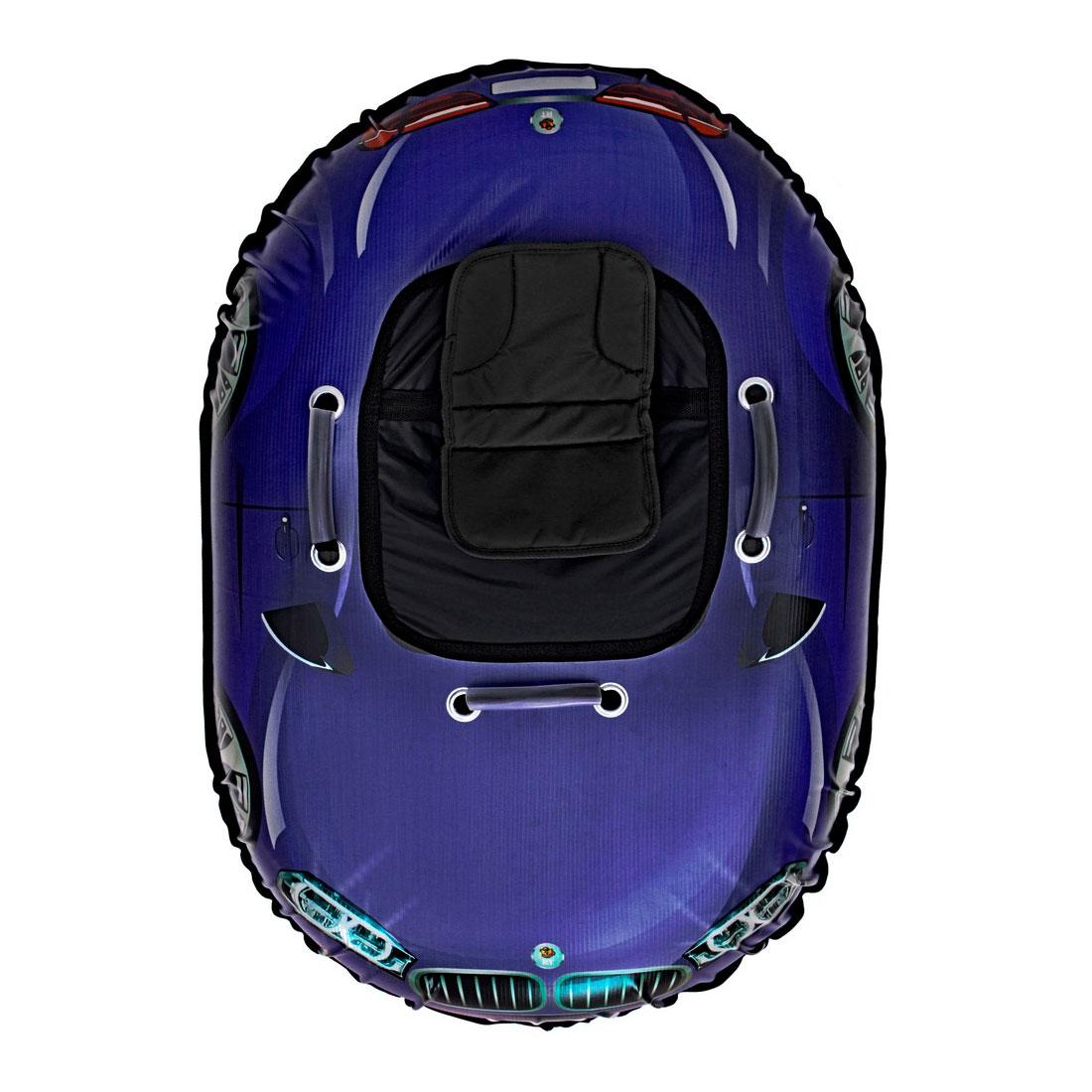 Тюбинг RT Snow Auto X6 Фиолетовый<br>