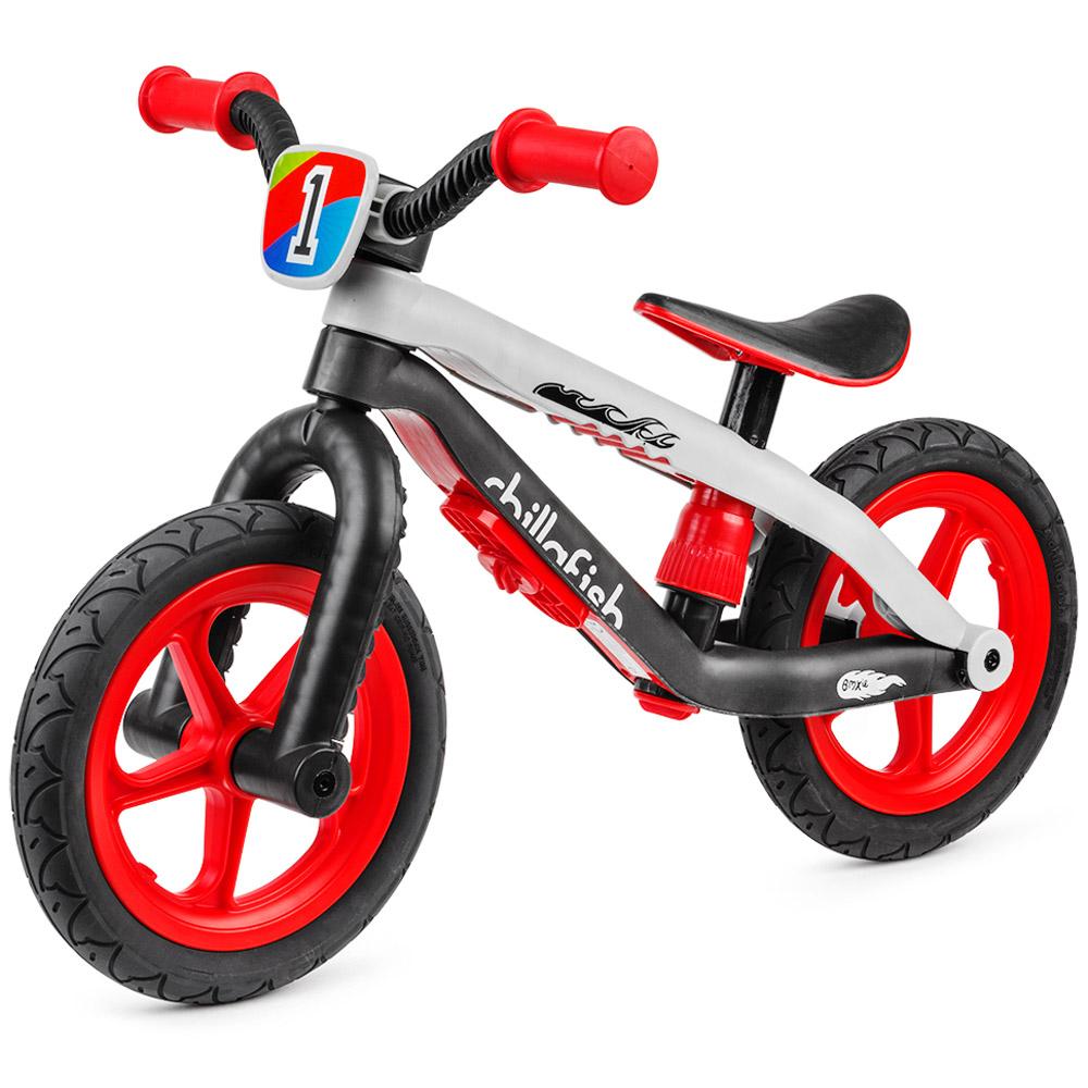 Беговел Chillafish BMXie-RS легкий в стиле трюкового Красный<br>