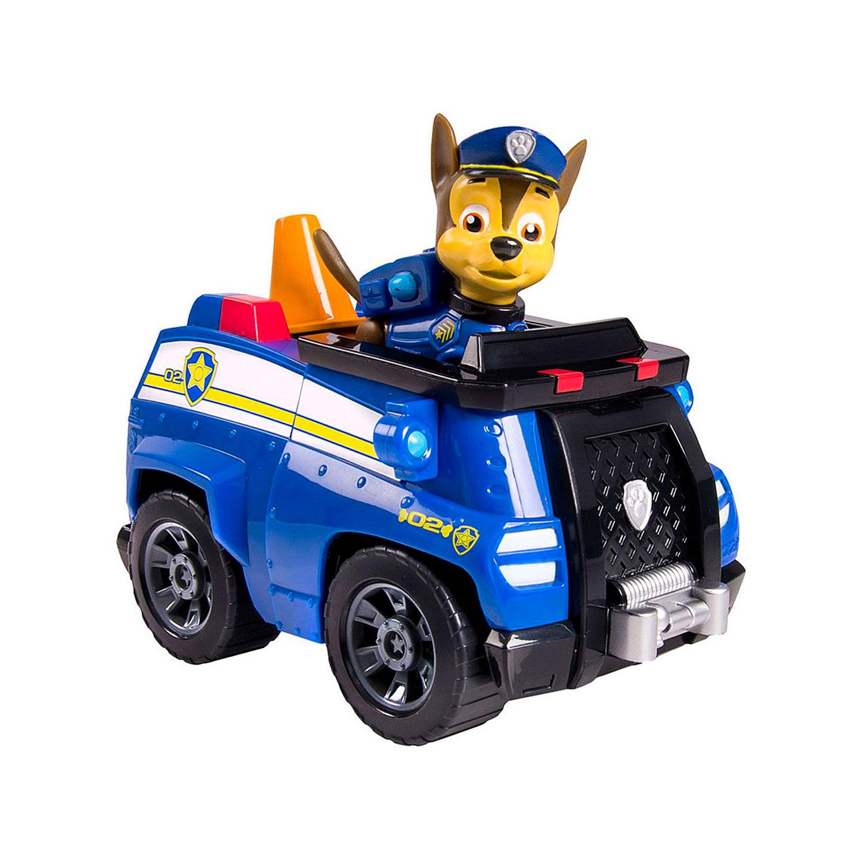 Игрушка Paw Patrol Машинка спасателя и щенок<br>