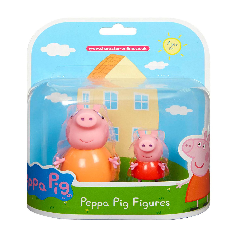 Игровой набор Peppa Pig Семья Пеппы<br>