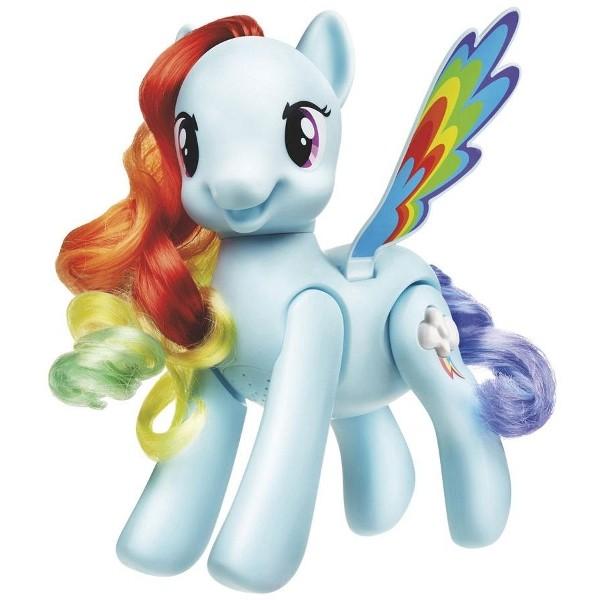 Интерактивная игрушка My Little Pony Проворная Рейнбоу<br>