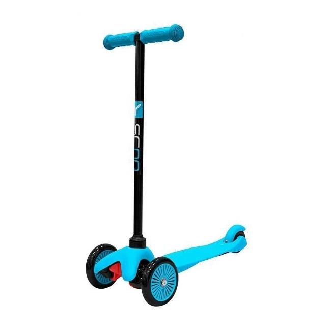 Самокат Y-Scoo Mini Simple Blue<br>