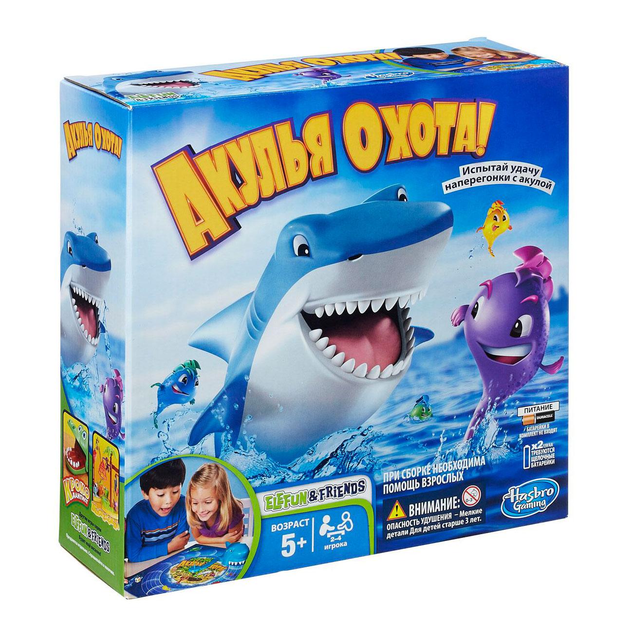 Игра Hasbro Акулья охота<br>
