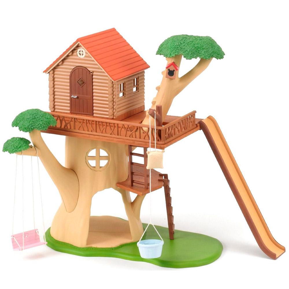 Игровые дома Sylvanian Families Дерево-дом<br>